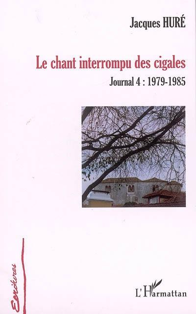 Le chant interrompu des cigales