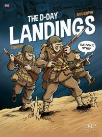 The D-Day landing