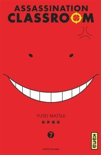 Assassination classroom. Volume 7,
