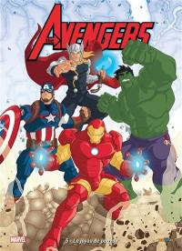 The Avengers. Volume 5, Le joyau de pouvoir