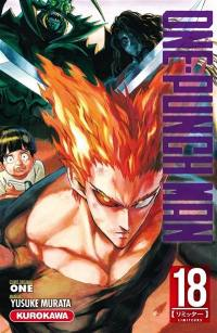 One-punch man. Volume 18,