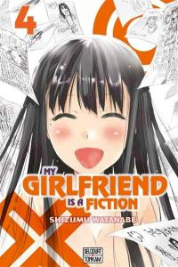 My girlfriend is a fiction. Volume 4,