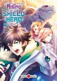 The rising of the shield hero. Volume 13,