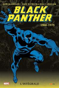 Black Panther. Volume 1, 1966-1975