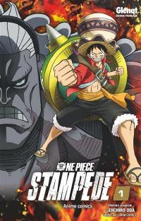 One Piece anime comics. Volume 1,
