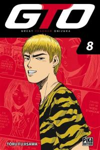 GTO (Great teacher Onizuka). Volume 8,