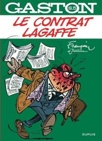 Gaston. Volume 5, Le contrat Lagaffe