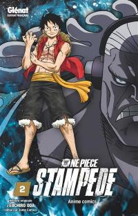 One Piece anime comics. Volume 2,