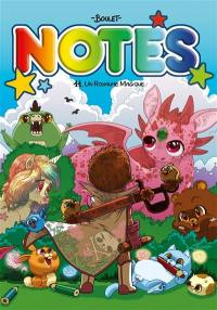 Notes. Volume 11, Un royaume magique