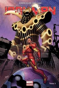 Iron Man. Volume 3,