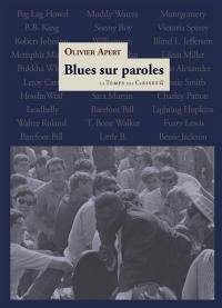 Blues sur paroles