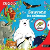 Sauvons les animaux !