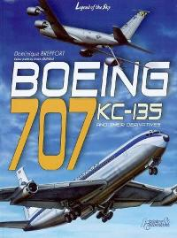Boeing 707-KC 135 and their civil and military derivatives
