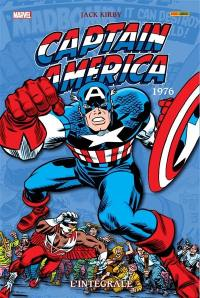 Captain America. Volume 10, 1976
