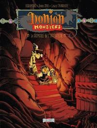 Donjon monsters. Volume 12, Le grimoire de l'inventeur