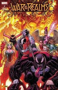 War of the realms. n° 2, La guerre des royaumes (3)
