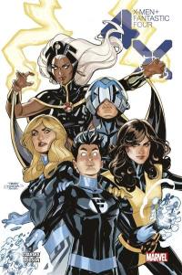 X-Men + Fantastic Four