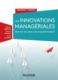 Les innovations managériales