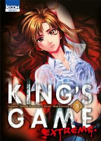 King's game extreme. Volume 5,