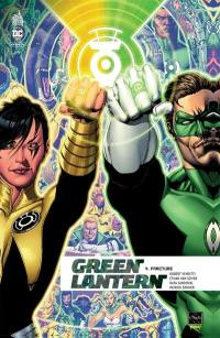Green Lantern rebirth. Volume 4, Fracture