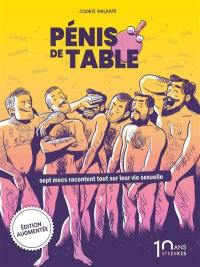 Pénis de table
