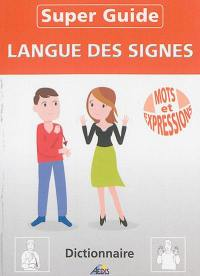 Super guide langue des signes