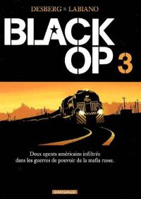 Black op. Volume 3,