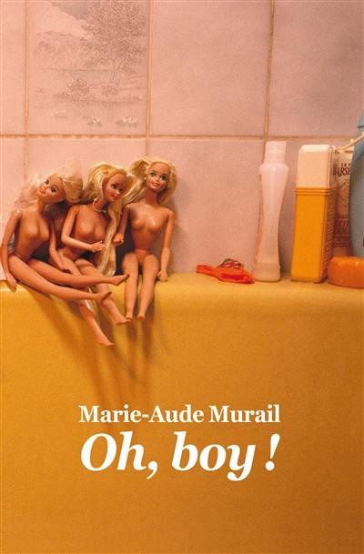 Livre : Oh, boy ! écrit par Marie-Aude Murail - Ecole des loisirs