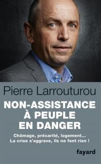 Non-assistance à peuple en danger
