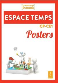 Espace temps CP-CE1 : posters