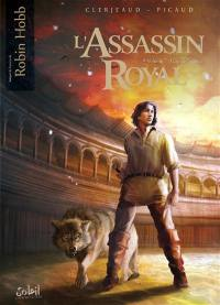 L'assassin royal. Volume 7, Gué-de-Négoce