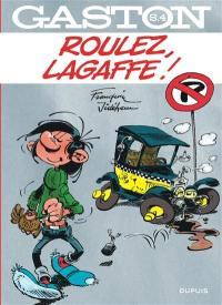 Gaston. Volume 4, Roulez, Lagaffe !