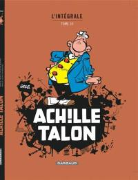 Achille Talon. Volume 10,