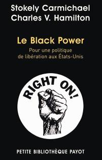 Le Black power