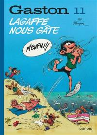 Gaston. Volume 11, Lagaffe nous gâte