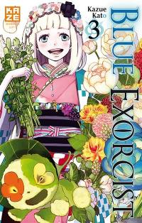 Blue exorcist. Volume 3,
