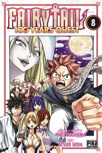 Fairy Tail. Volume 8,