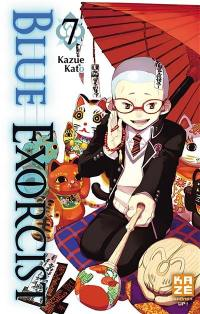 Blue exorcist. Volume 7,