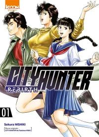City Hunter rebirth. Volume 1,