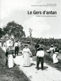 Le Gers d'antan à travers la carte postale ancienne