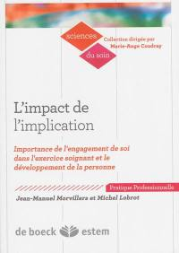 L'impact de l'implication
