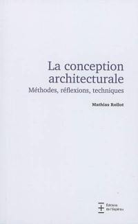 La conception architecturale