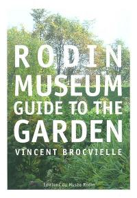 Rodin museum, guide to the garden
