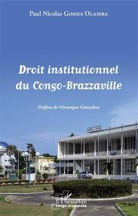 Droit institutionnel du Congo-Brazzaville