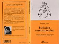Écrivains contemporains
