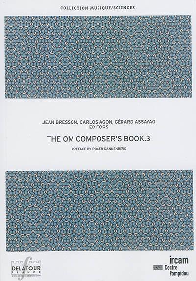 The OM composer's book. Volume 3,
