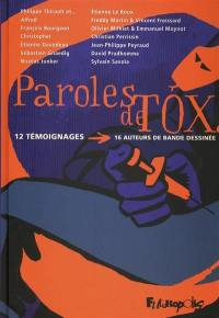 Paroles de tox