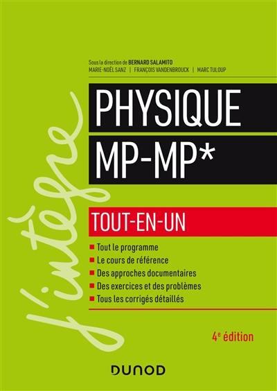 livre physique mp mp ecrit par marie noelle sanz francois vandenbrouck marc tuloup dunod
