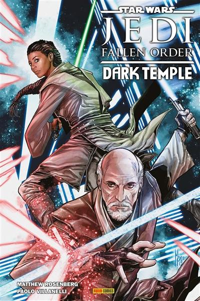 Star Wars Jedi, Dark temple