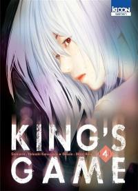 King's game. Volume 4,